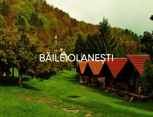 BAILE OLANESTI