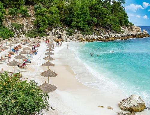 Povestea vacantei petrecute pe InsulaThassos, Grecia.