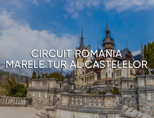 SIGHTSEEING TOUR IN ROMANIA: THE ENCHANTING  CASTLES OF TRANSILVANIA