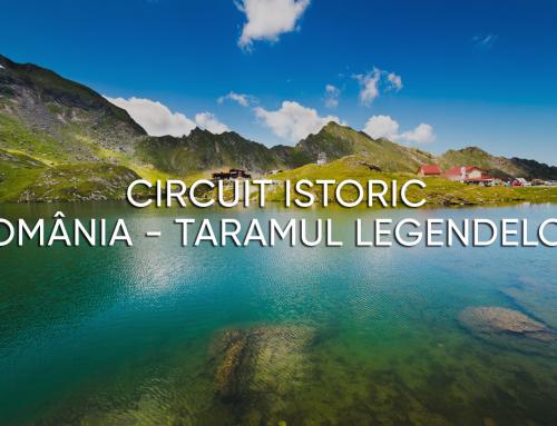 CIRCUIT ISTORIC: Romania – Taramul Legendelor